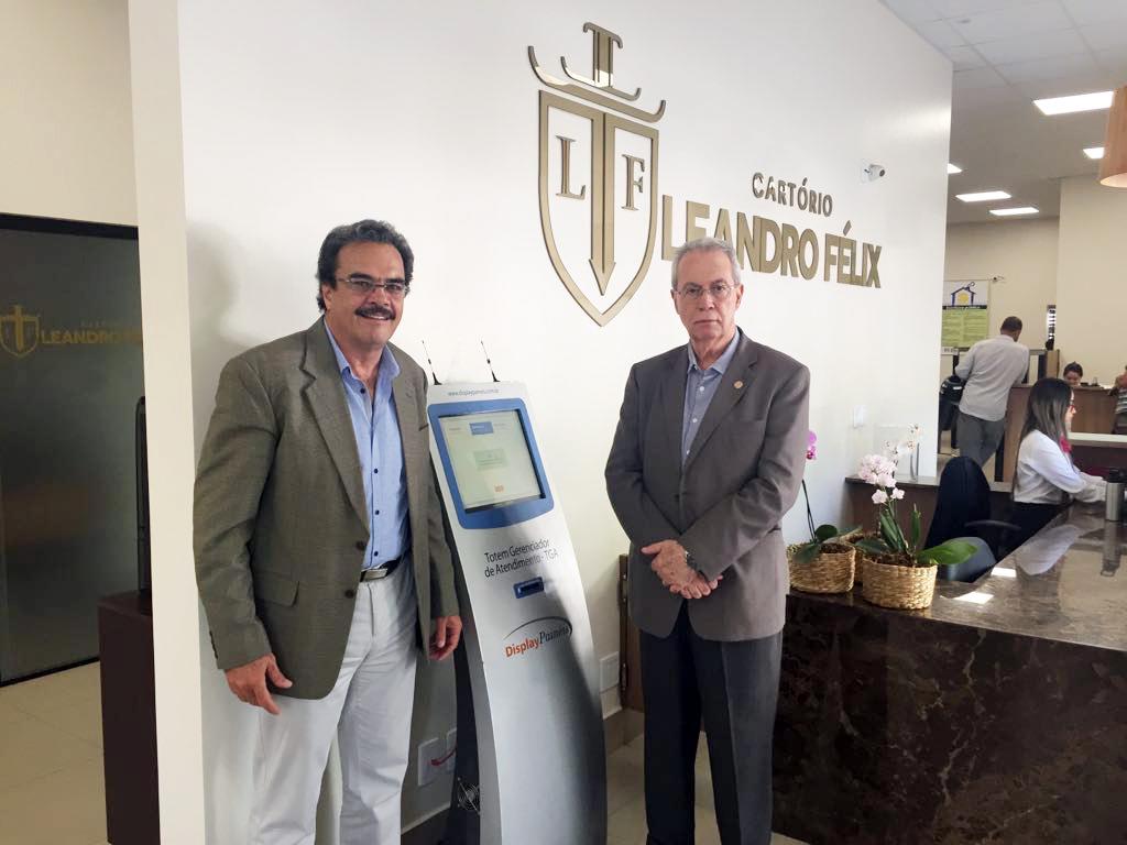 CRECI-GO firma parceria com Cartório em Caldas Novas | Creci-GO