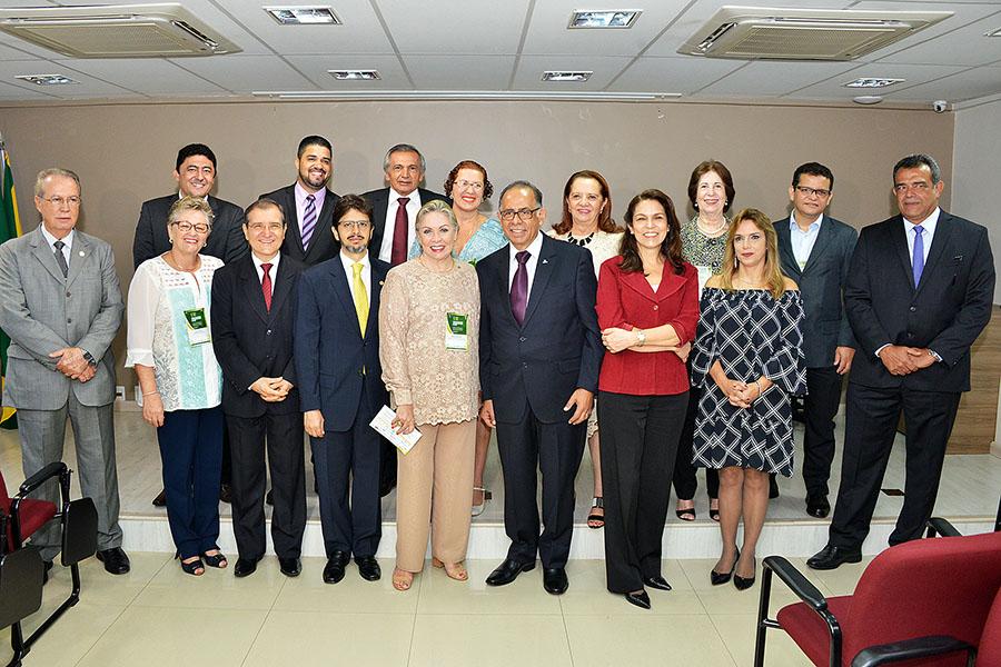 CRECI-GO sedia o VIII Fórum da Educação Superior de Goiás | Creci-GO