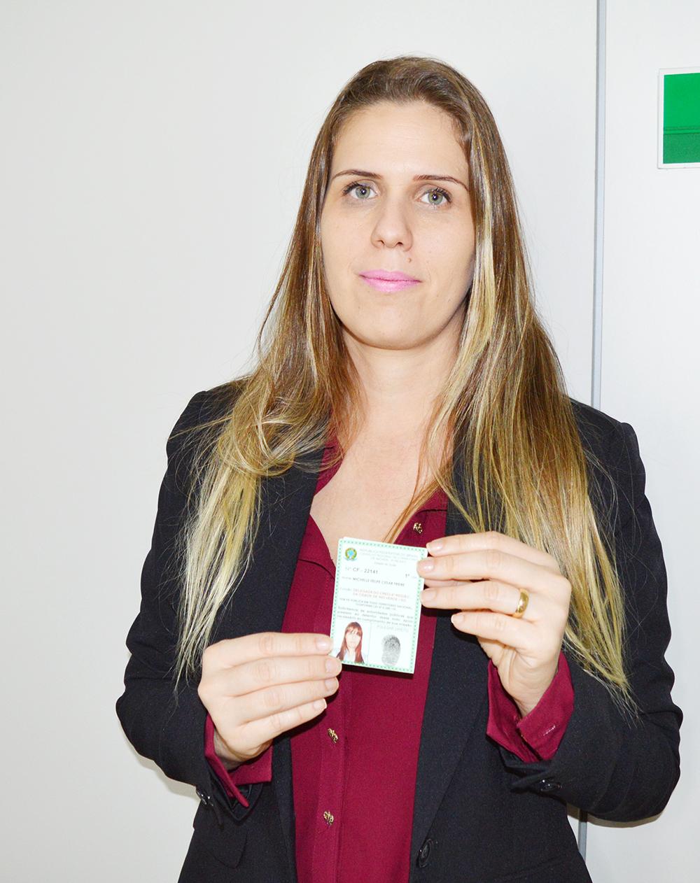 Rio Verde tem nova delegada do CRECI-GO | Creci-GO