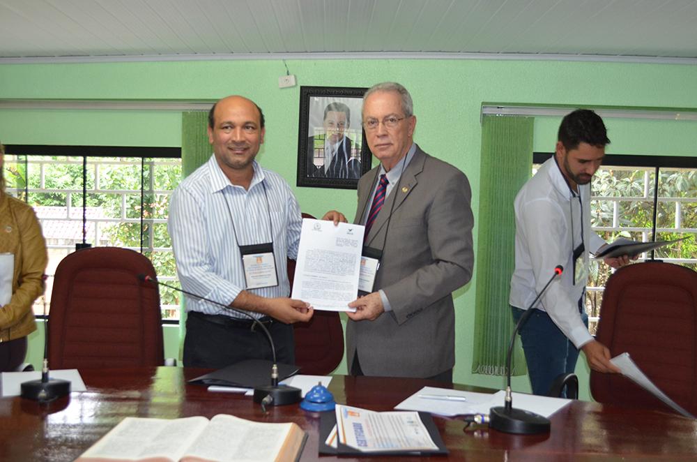 CRECI-GO assina convênio com Prefeitura de Alto Paraíso de Goiás | Creci-GO