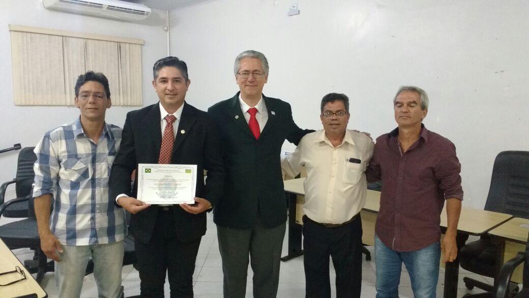 Posse em Hidrolândia | CRECI-GO/ Conselho Regional de Corretores de Imóveis de Goiás