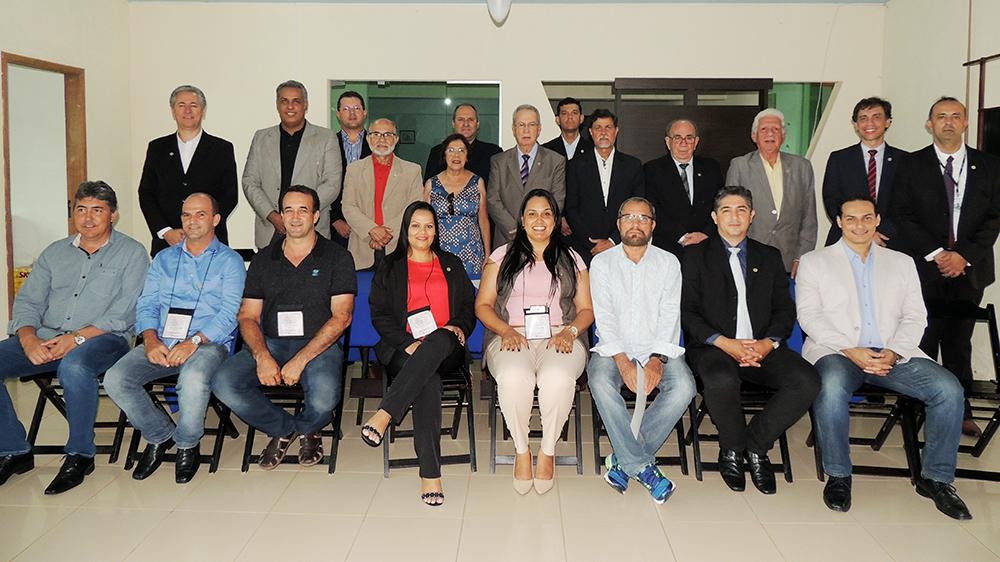 CRECI-GO promove Encontro de Delegados em Ipameri | CRECI-GO/ Conselho Regional de Corretores de Imóveis de Goiás
