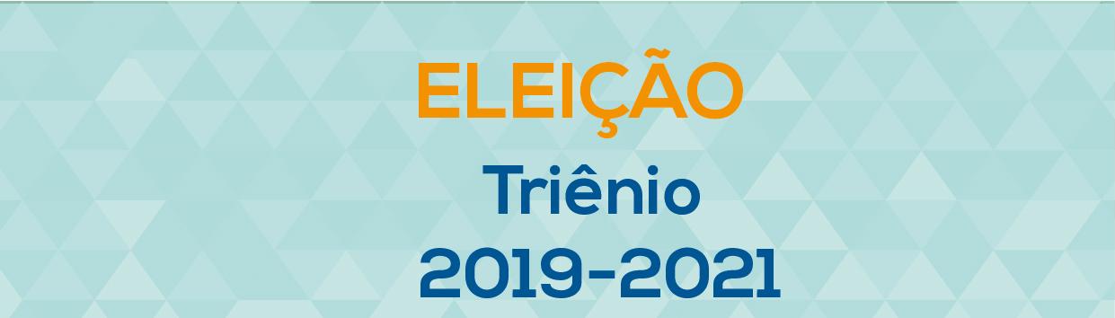 Eleição para triênio 2019-2021 do CRECI-GO | Creci-GO