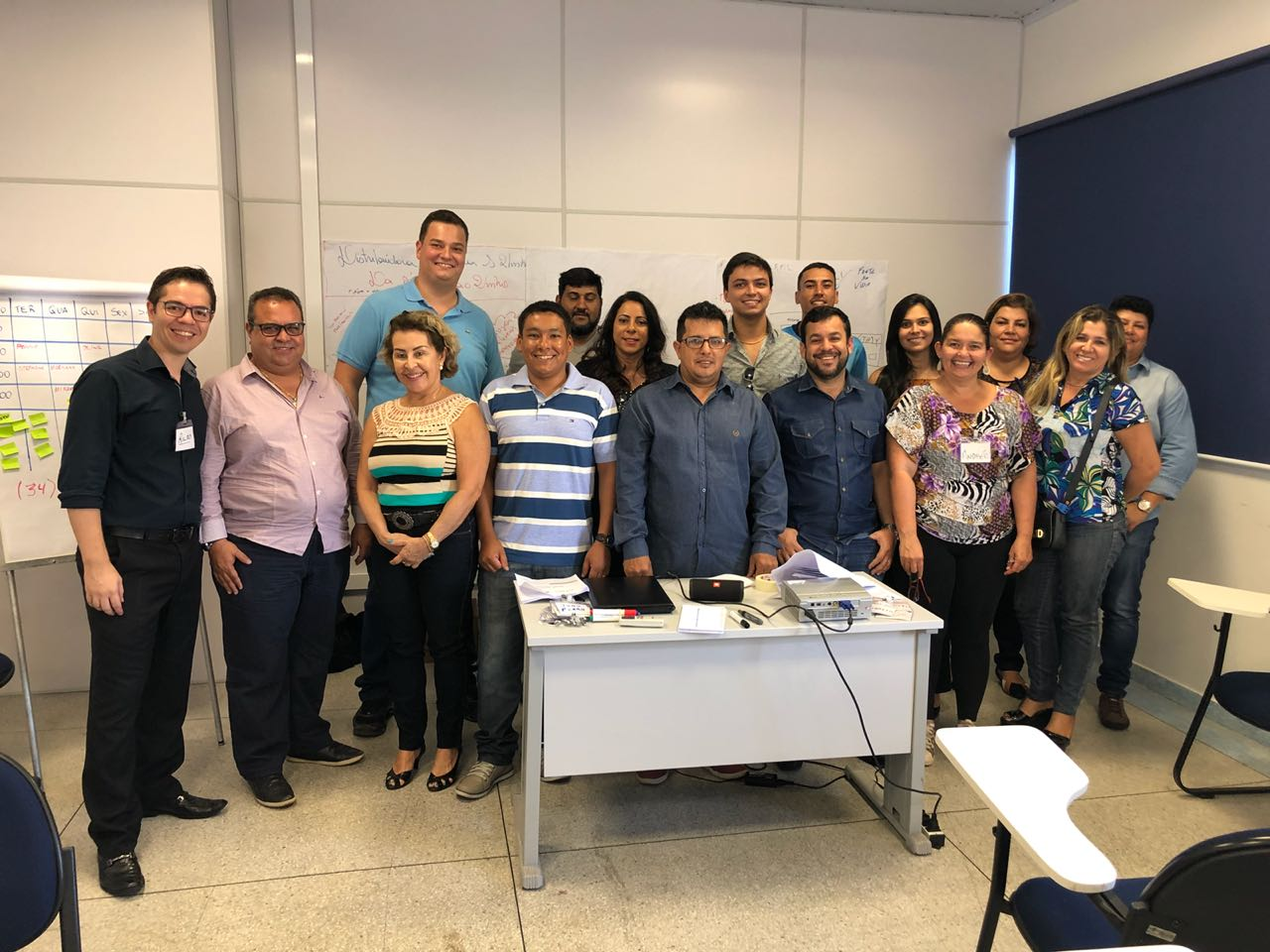 Workshop Profissional é sucesso em Caldas Novas | CRECI-GO/ Conselho Regional de Corretores de Imóveis de Goiás
