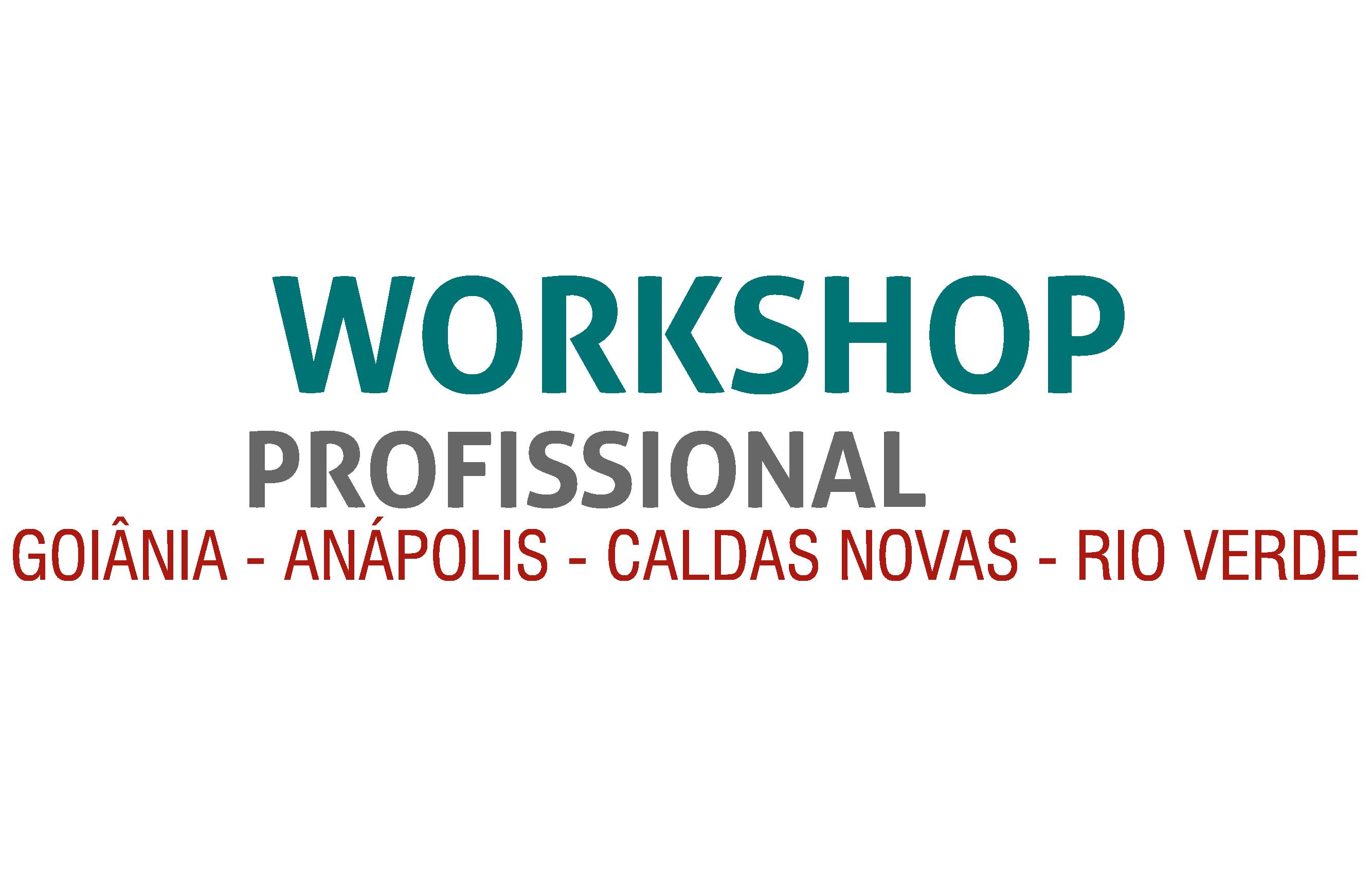 Programação Workshop Profissional Goiânia e interior | Creci-GO