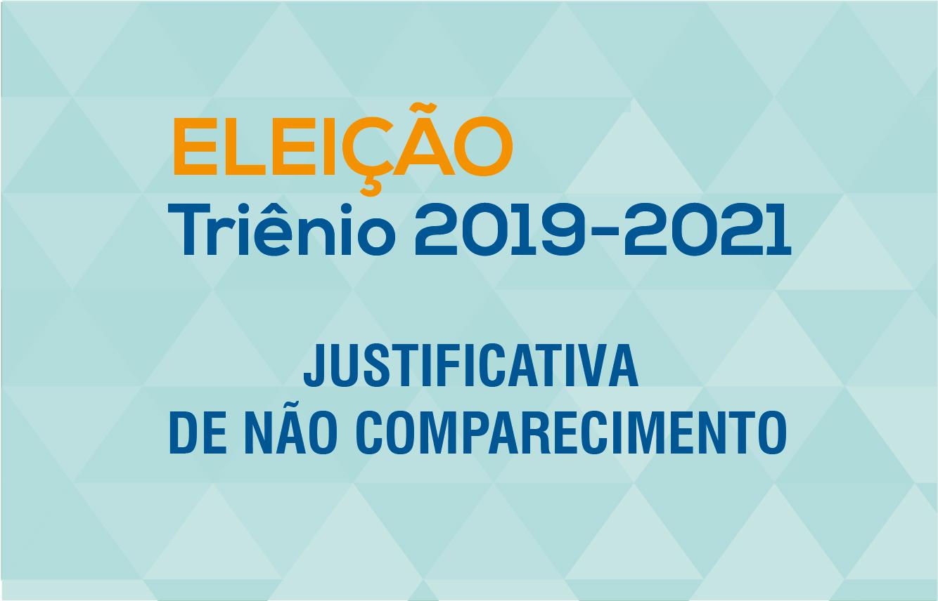 Encerrado prazo para entrega de justificativa eleitoral | CRECI-GO/ Conselho Regional de Corretores de Imóveis de Goiás