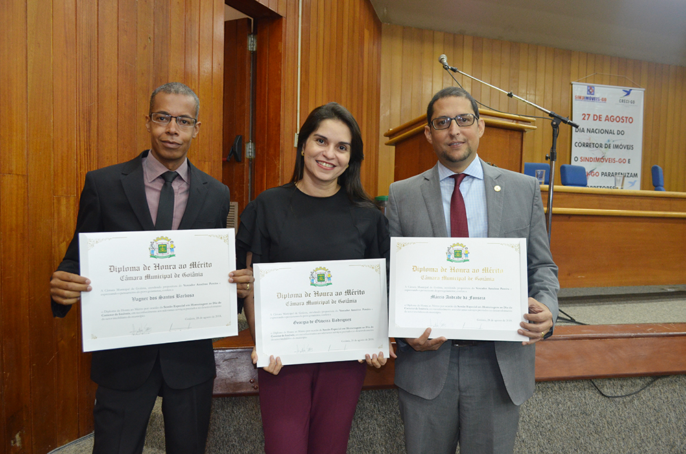 Comemorações do Mês do Corretor de Imóveis | CRECI-GO/ Conselho Regional de Corretores de Imóveis de Goiás