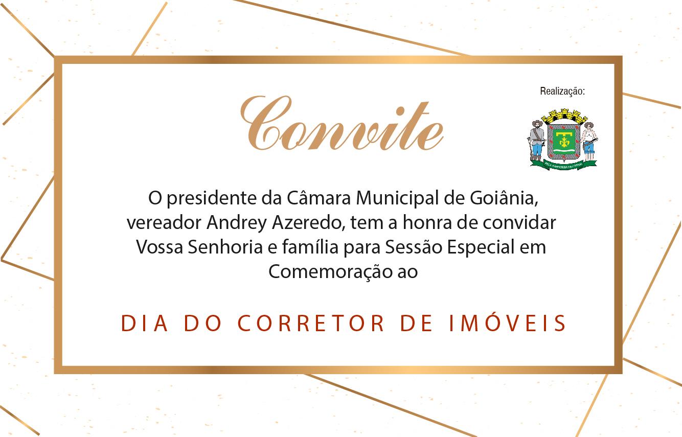 Homenagem na Câmara Municipal de Goiânia | Creci-GO
