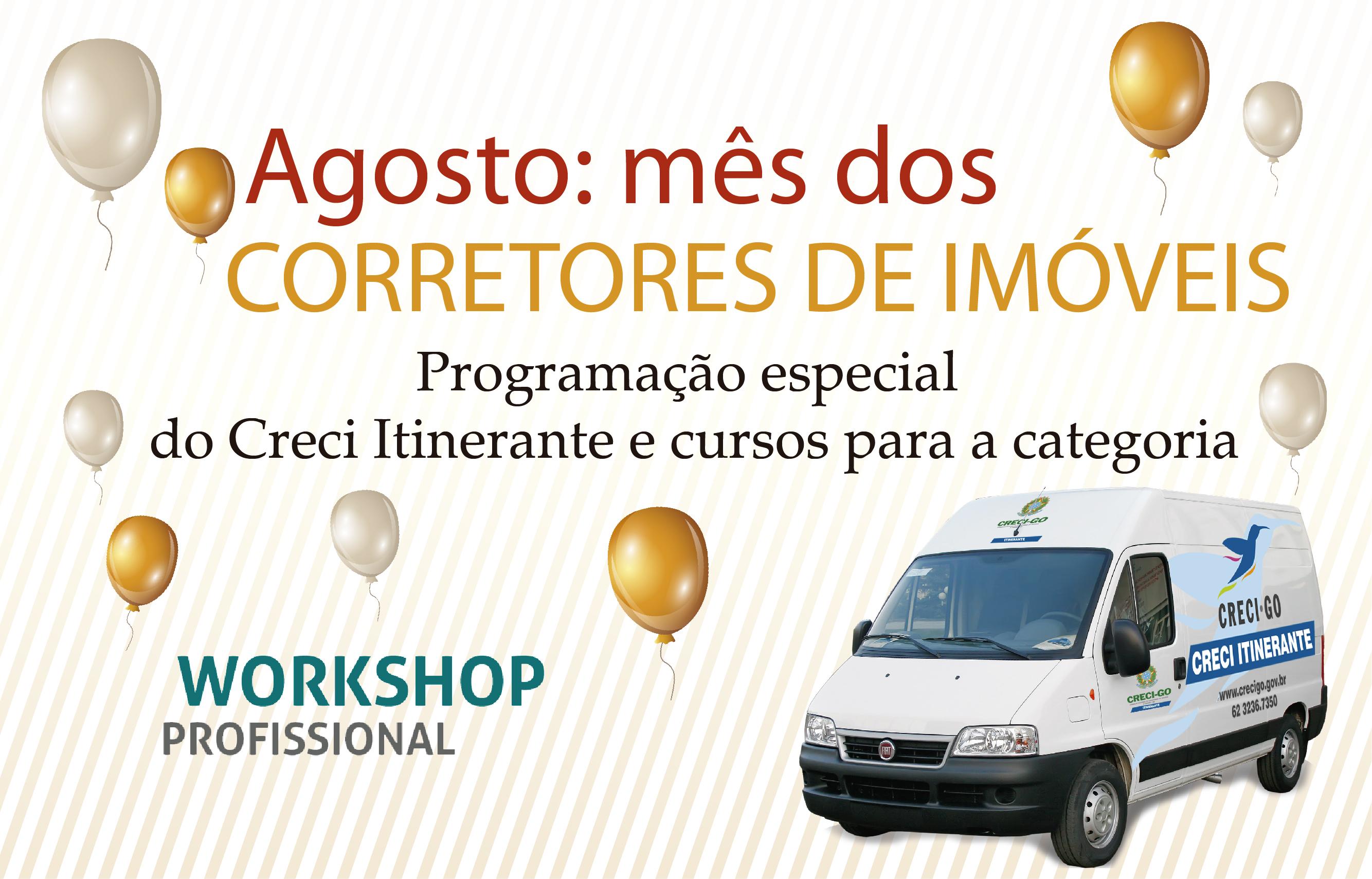 Confira a agenda | CRECI-GO/ Conselho Regional de Corretores de Imóveis de Goiás
