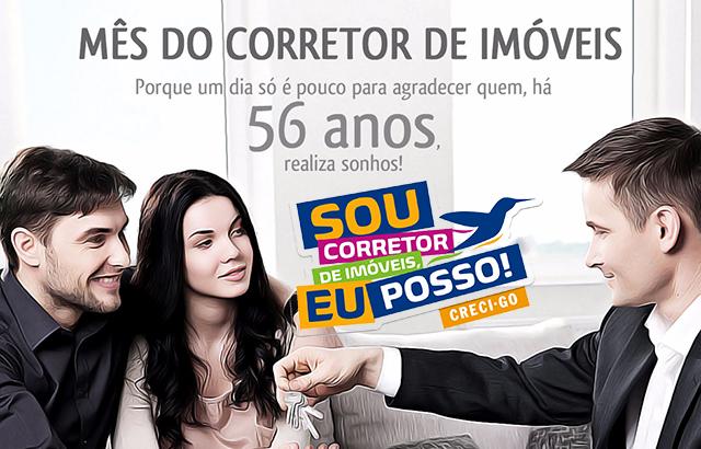 CRECI-GO promove campanha de valorização profissional | Creci-GO
