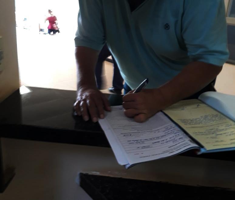 Fiscalização autua contraventor que pleiteava comissão em processo judicial | Creci-GO