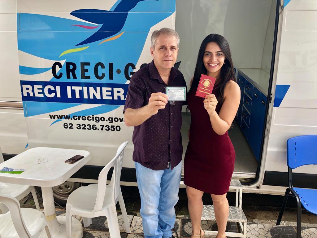 CRECI-GO em Goianésia e Itapuranga | CRECI-GO/ Conselho Regional de Corretores de Imóveis de Goiás