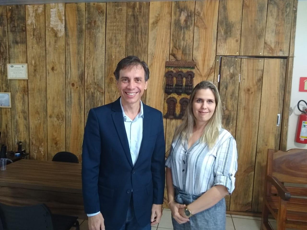 Presidente visita o Sudoeste Goiano | CRECI-GO/ Conselho Regional de Corretores de Imóveis de Goiás