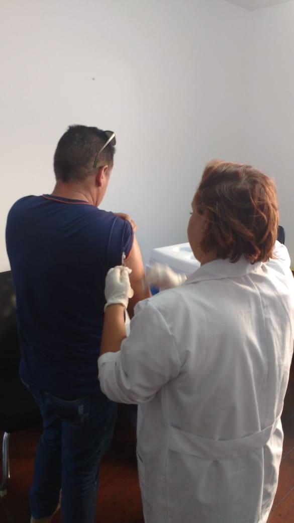 Campanha de Vacinação Contra a Gripe | CRECI-GO/ Conselho Regional de Corretores de Imóveis de Goiás