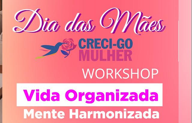 Workshop em homenagem ao Dias das Mães | Creci-GO