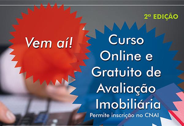 Curso Gratuito e Online de Avaliação Imobiliária | CRECI-GO/ Conselho Regional de Corretores de Imóveis de Goiás