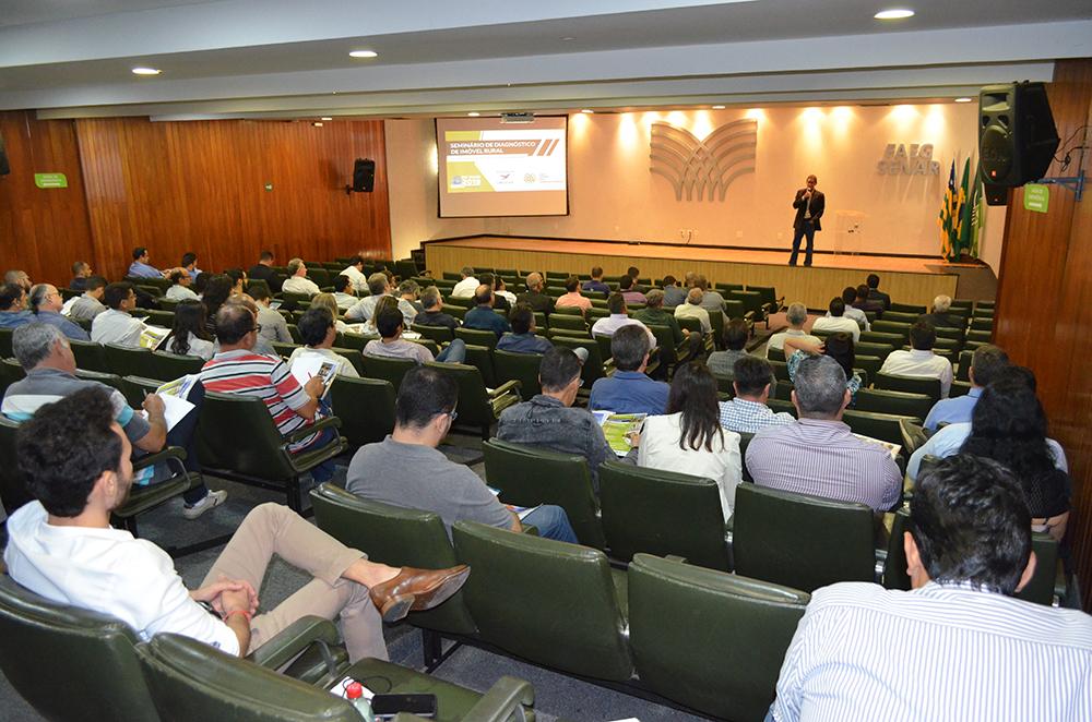 Seminário de Diagnóstico de Imóvel Rural no interior | CRECI-GO/ Conselho Regional de Corretores de Imóveis de Goiás