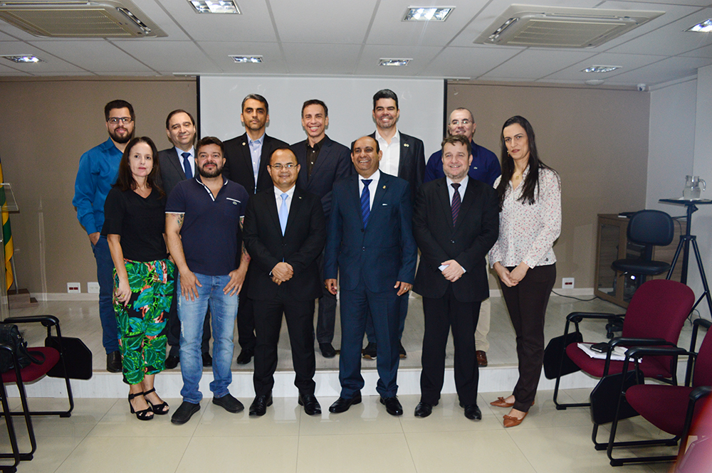 Reunião dos Conselhos de Profissionais | Creci-GO