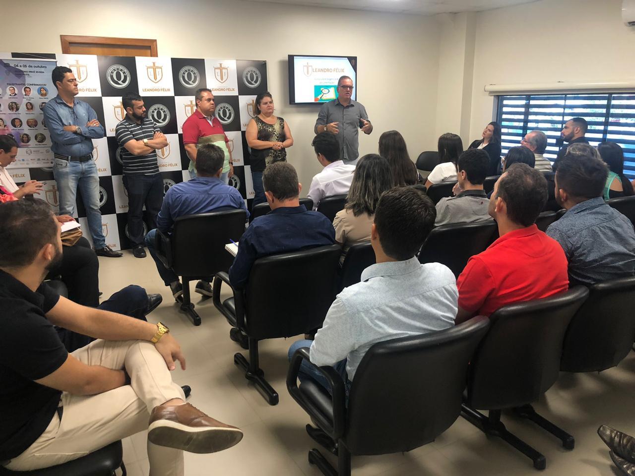 Ciclo de cursos é encerrado com sucesso em Caldas Novas   CRECI-GO/ Conselho Regional de Corretores de Imóveis de Goiás