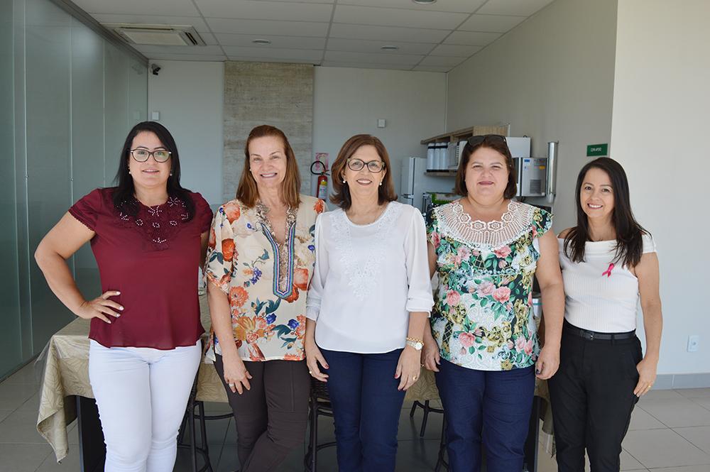 Reunião do Creci Mulher Goiás e Caldas Novas | CRECI-GO/ Conselho Regional de Corretores de Imóveis de Goiás