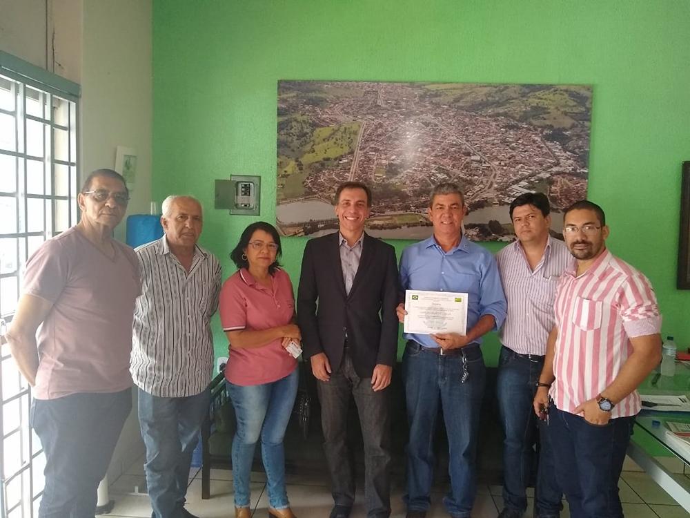 Posse de delegados da Região do Centro Goiano | CRECI-GO/ Conselho Regional de Corretores de Imóveis de Goiás