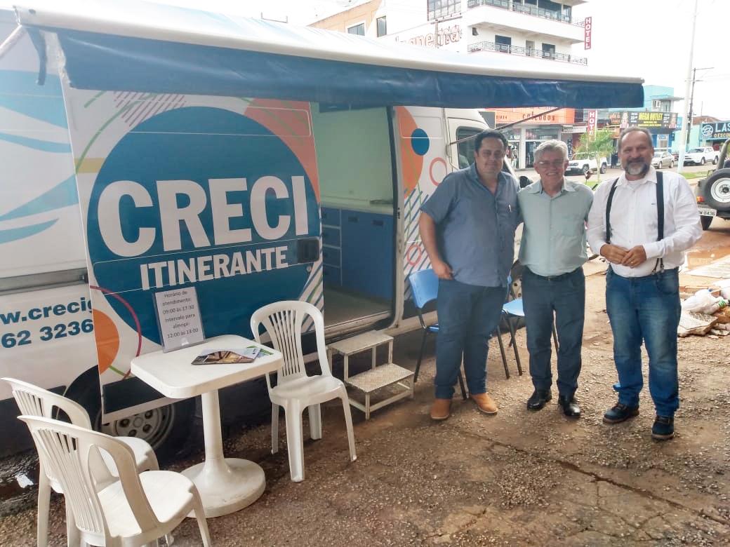 Creci Itinerante em Uruaçu e Porangatu | CRECI-GO/ Conselho Regional de Corretores de Imóveis de Goiás