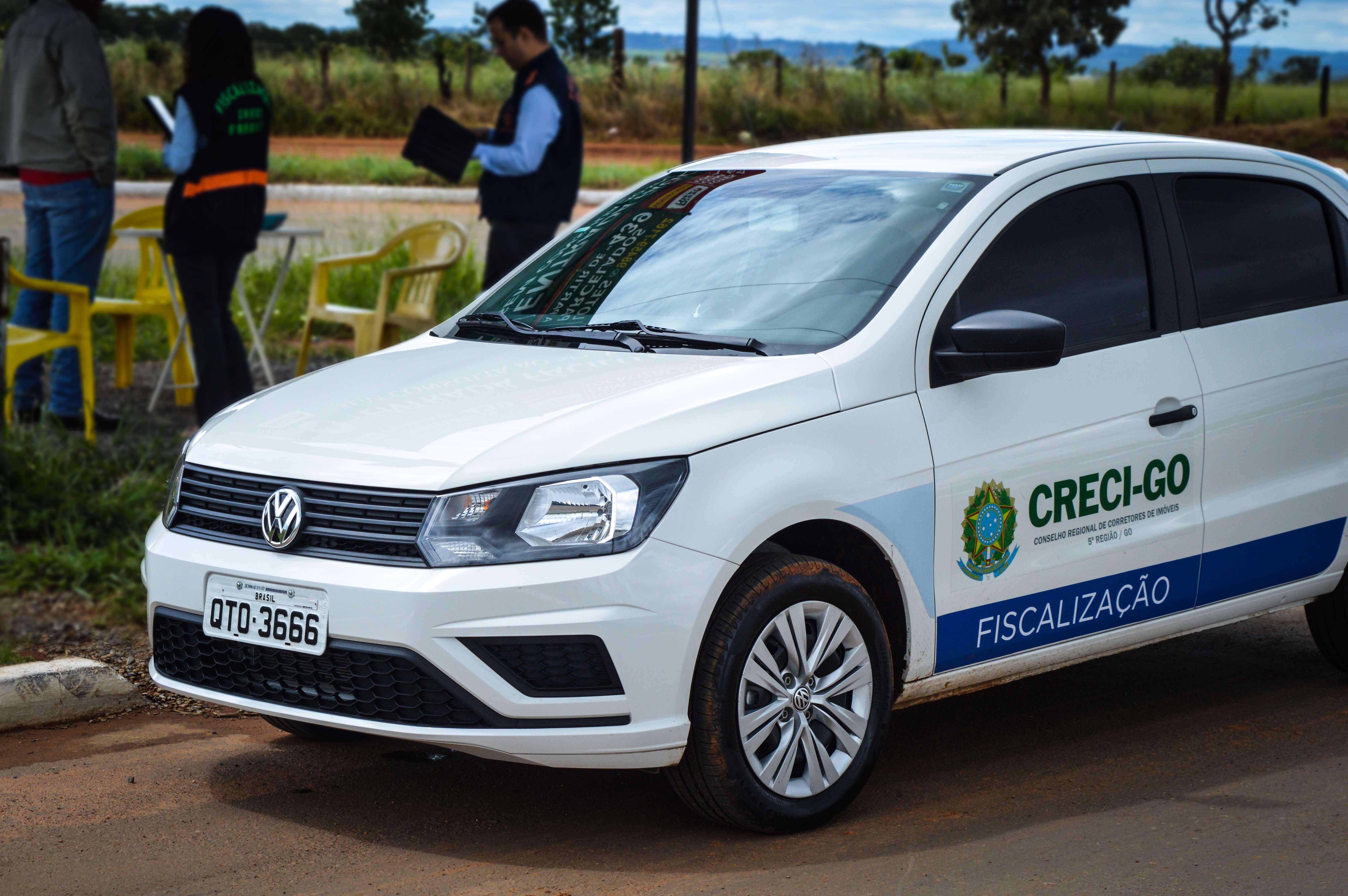 Números da fiscalização em fevereiro   CRECI-GO/ Conselho Regional de Corretores de Imóveis de Goiás
