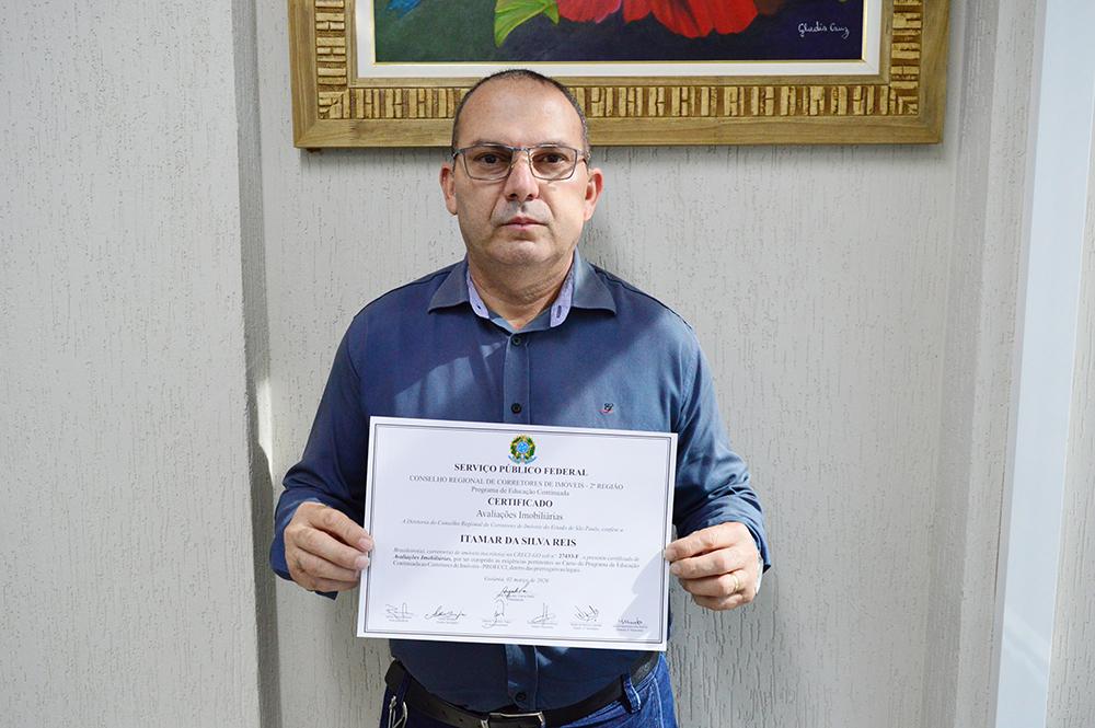 Certificação do Curso de Avaliação Imobiliária   CRECI-GO/ Conselho Regional de Corretores de Imóveis de Goiás