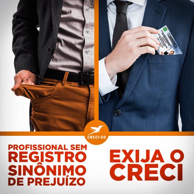 CRECI-GO promove campanhas de valorização nas redes sociais | Creci-GO