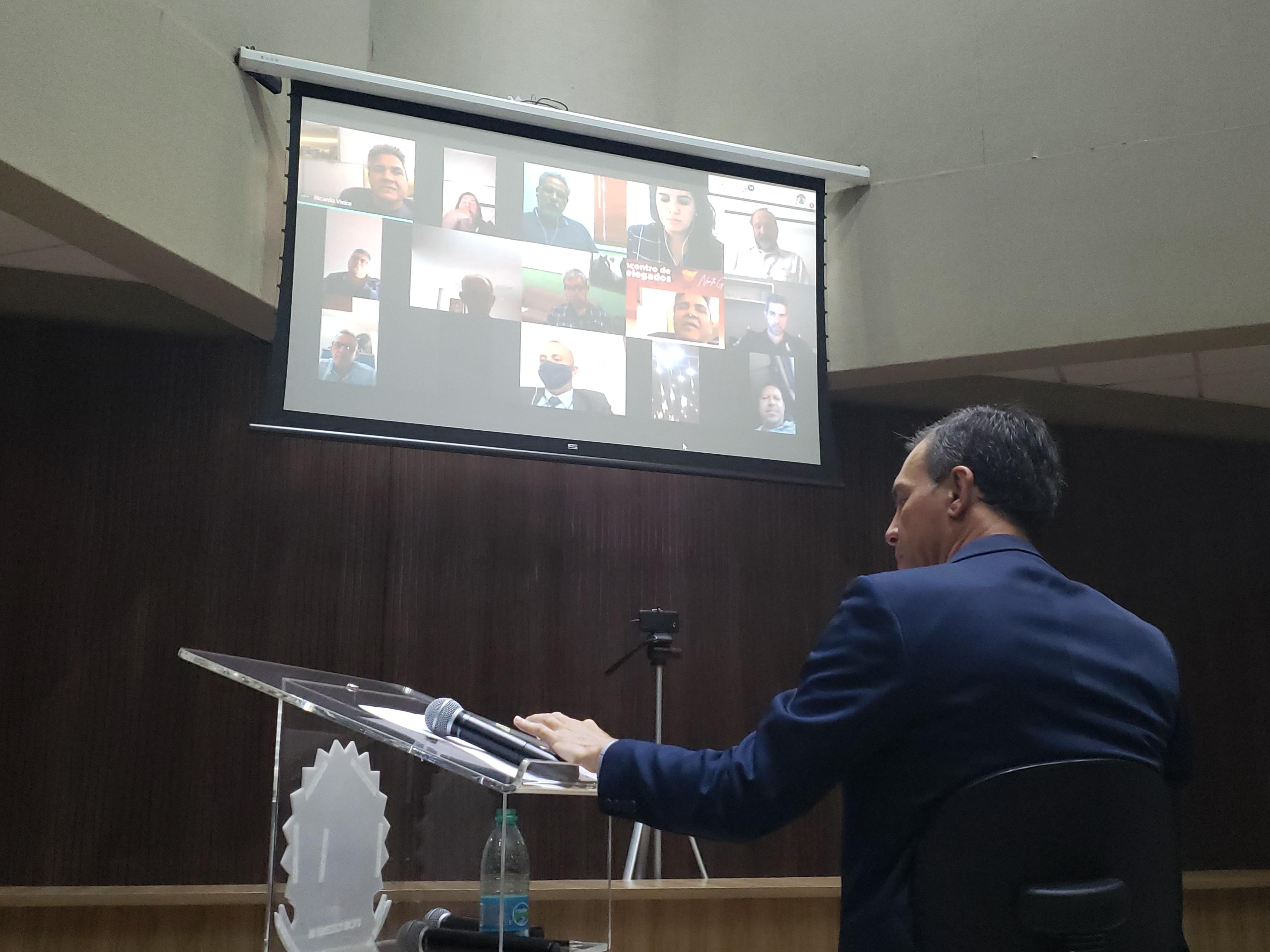 CRECI-GO promove Encontro de Delegados Virtual | CRECI-GO/ Conselho Regional de Corretores de Imóveis de Goiás