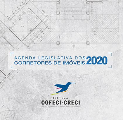 Sistema Cofeci/Creci publica Agenda Legislativa | CRECI-GO/ Conselho Regional de Corretores de Imóveis de Goiás