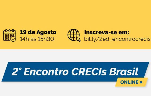 Encontro Crecis Brasil   CRECI-GO/ Conselho Regional de Corretores de Imóveis de Goiás
