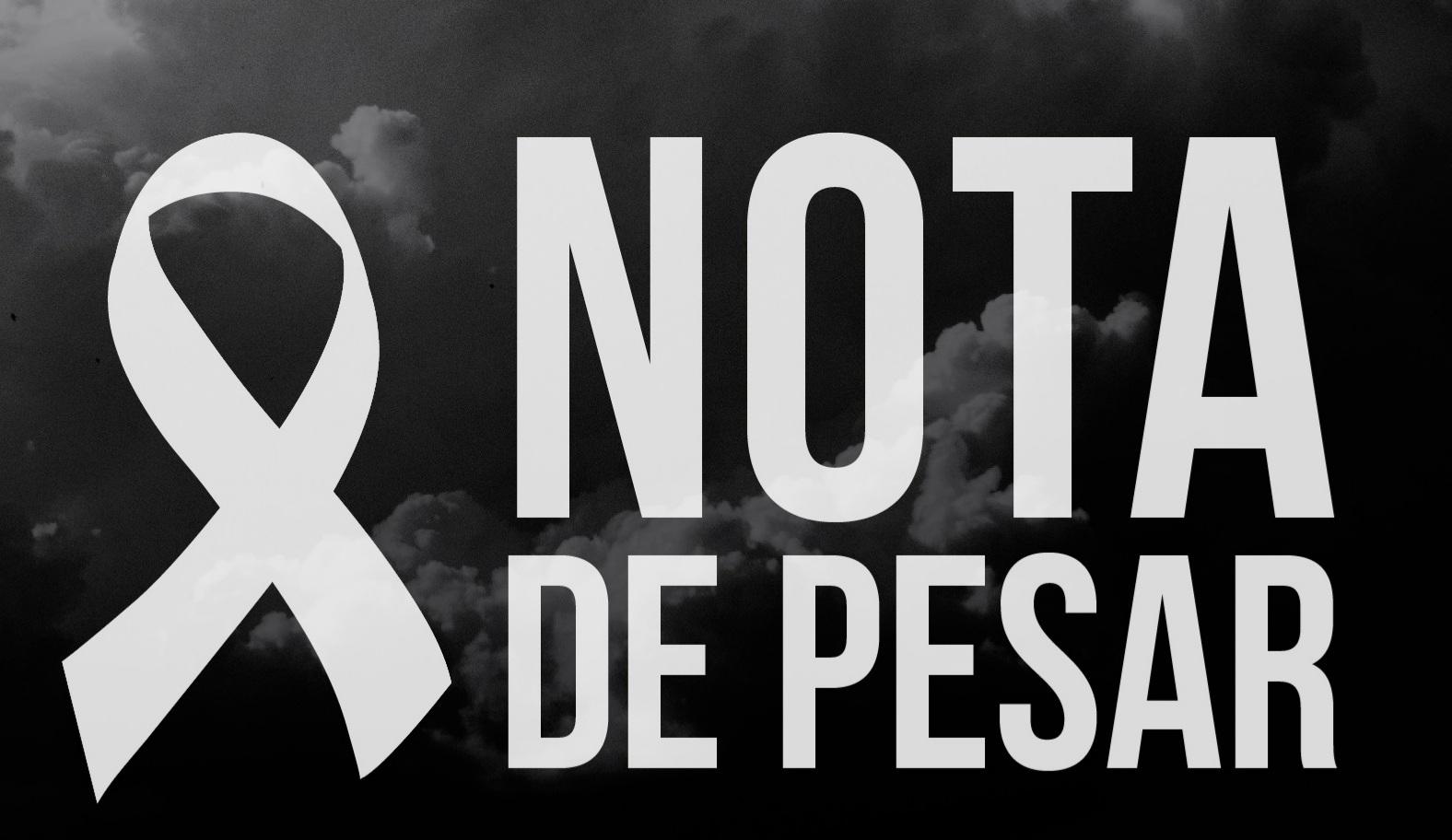 Nota de pesar   CRECI-GO/ Conselho Regional de Corretores de Imóveis de Goiás