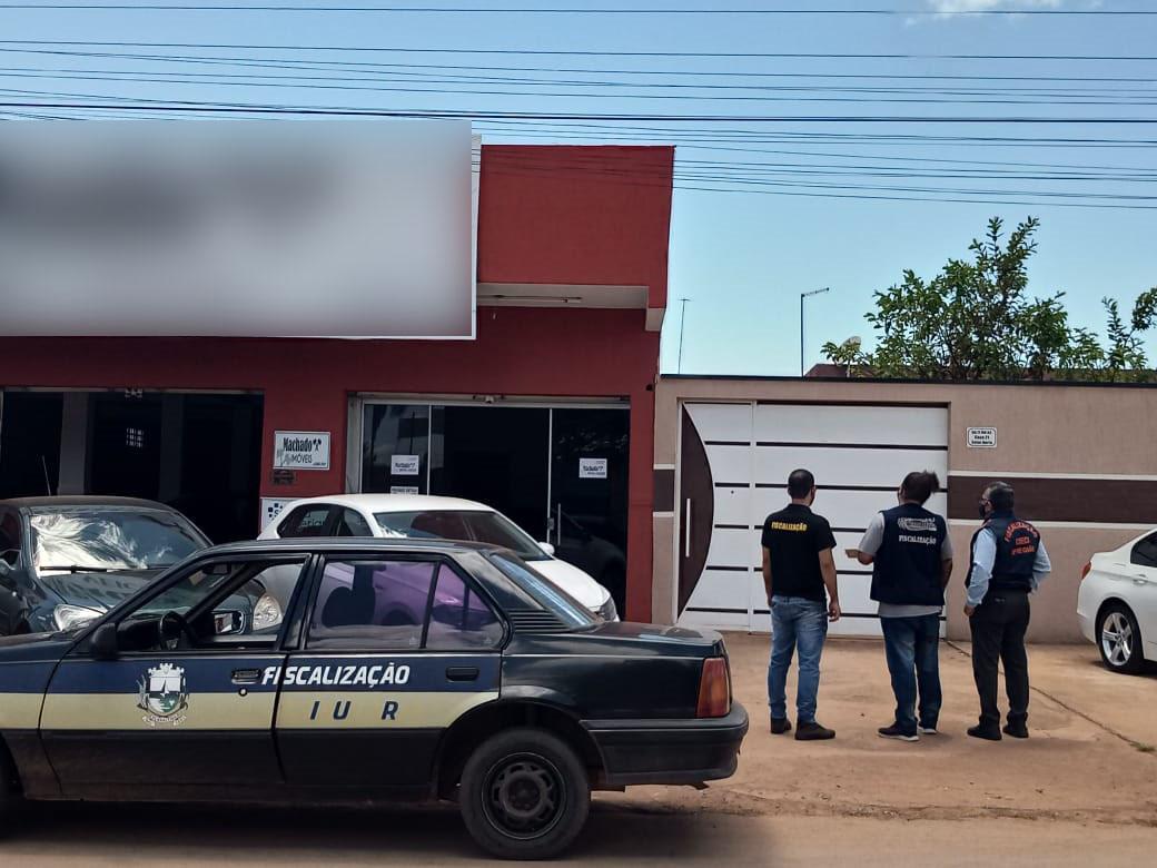 Fiscalização combate a contravenção no Entorno do DF   CRECI-GO/ Conselho Regional de Corretores de Imóveis de Goiás