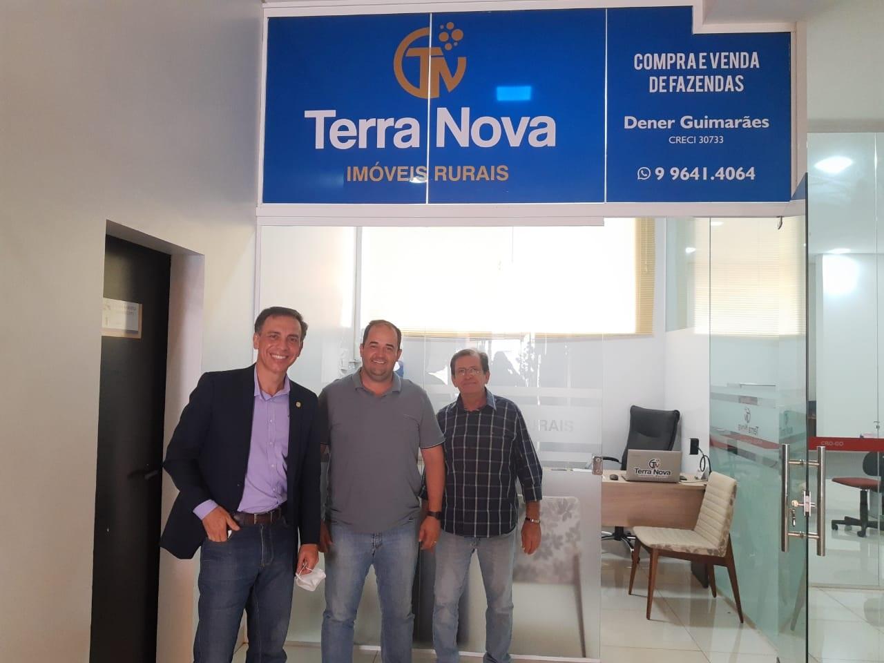 CRECI-GO visita escritórios e imobiliárias no Sudoeste Goiano   CRECI-GO/ Conselho Regional de Corretores de Imóveis de Goiás