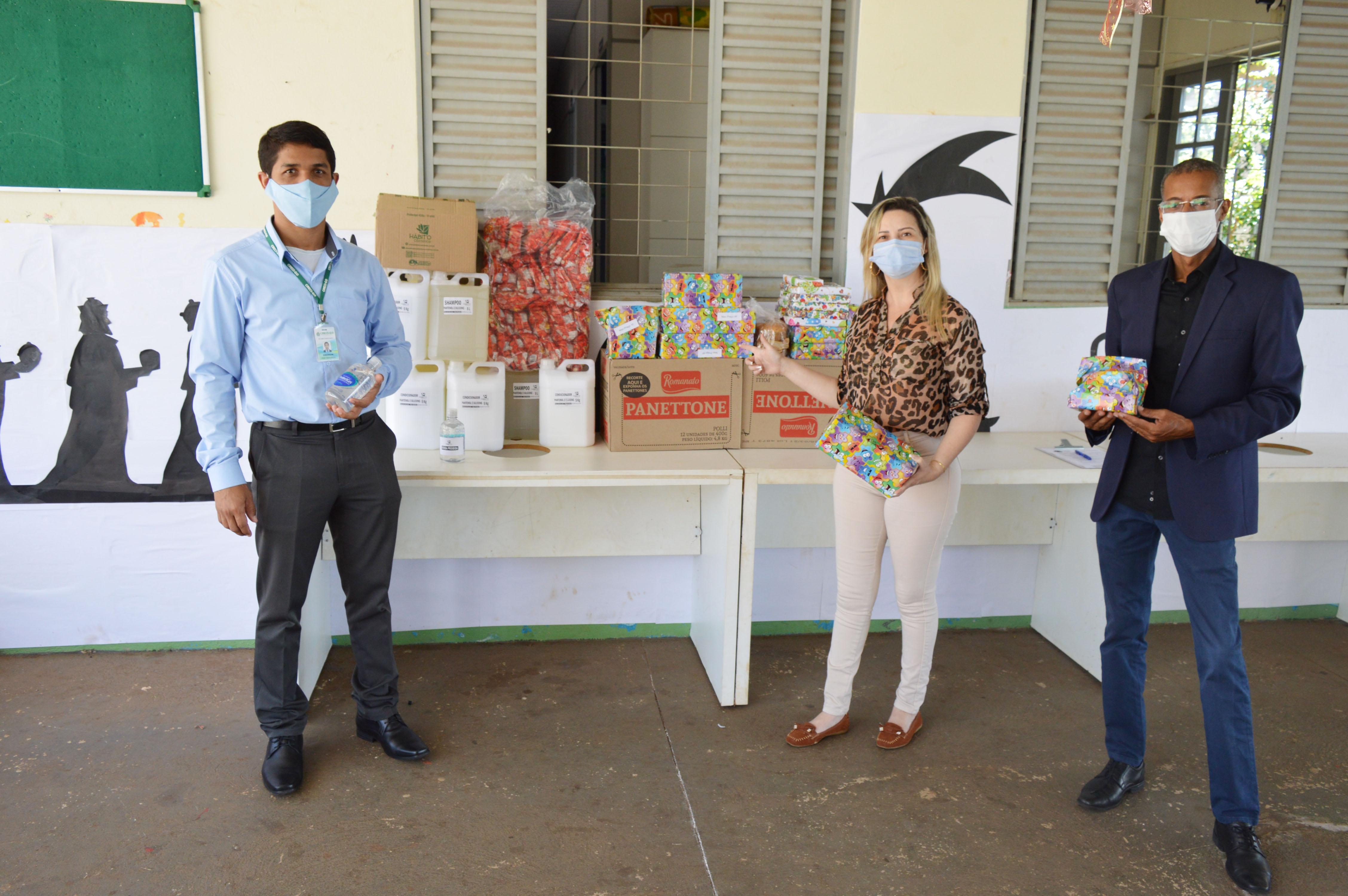 A solidariedade do mercado imobiliário garante um Natal Feliz | CRECI-GO/ Conselho Regional de Corretores de Imóveis de Goiás