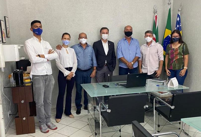 Creci nas Empresas visita Imobiliária Evando Marques | CRECI-GO/ Conselho Regional de Corretores de Imóveis de Goiás
