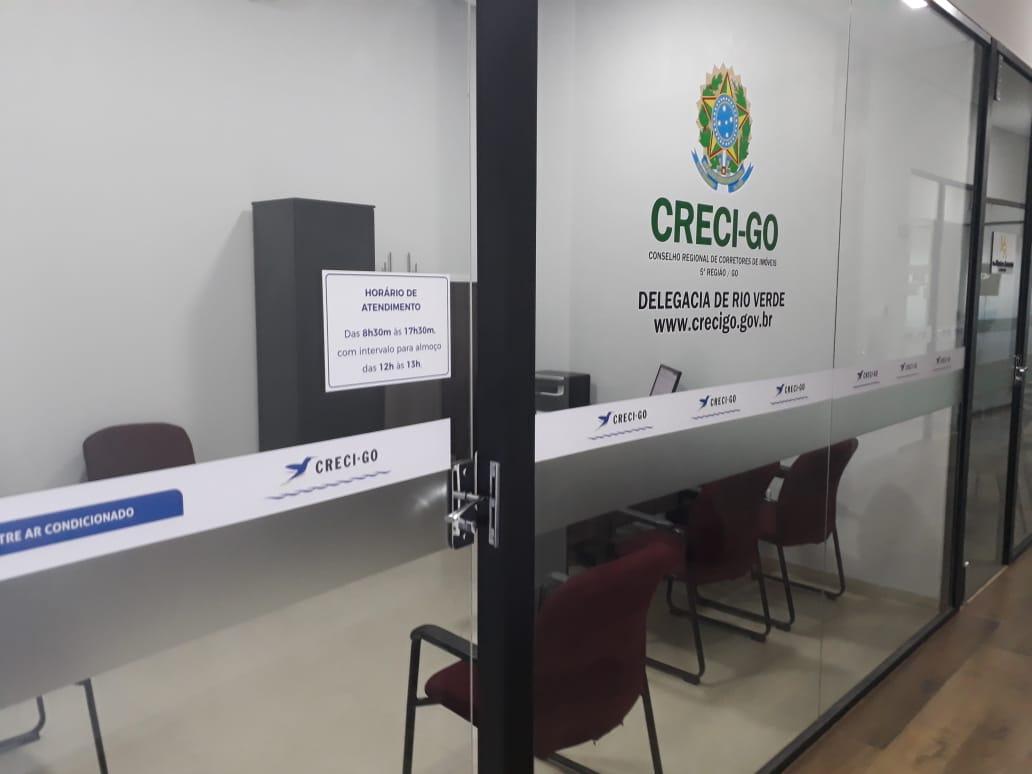 Nova Delegacia do Creci na Região Sudoeste   CRECI-GO/ Conselho Regional de Corretores de Imóveis de Goiás