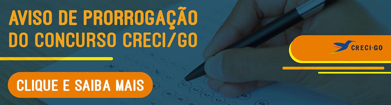 Concurso CRECI-GO