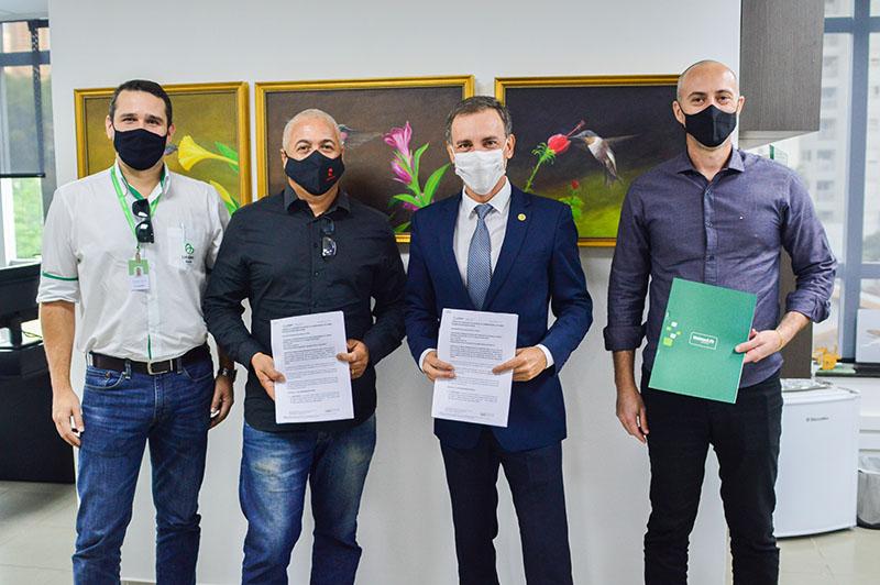 CRECI-GO firma parceria com Unimed Anápolis | CRECI-GO/ Conselho Regional de Corretores de Imóveis de Goiás